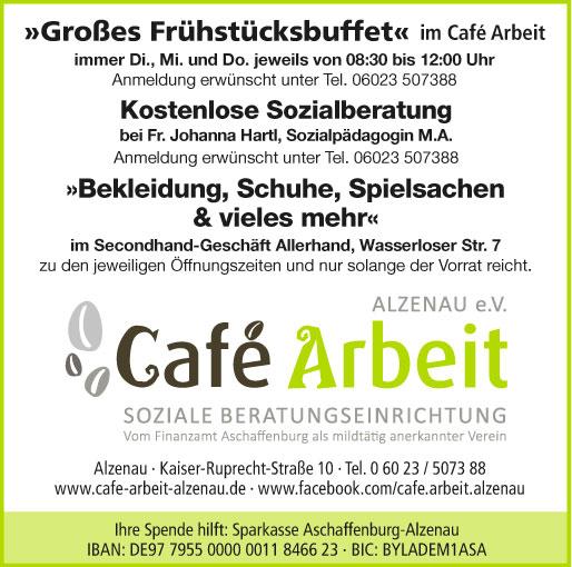 Café Arbeit | Presse